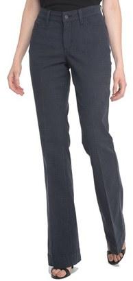 Women's Nydj Teresa Stretch Flare Leg Trouser Jeans $144 thestylecure.com