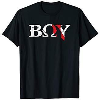 God of Boy Grunge - Video Game Tshirt