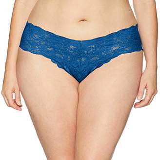 Cosabella Women's Plus Size Say Never Extended Hottie Lowrider Hotpant