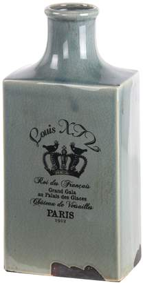 Privilege Louis XIV Large Ceramic Vase
