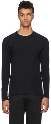 Y-3 Black James Harden Long Sleeve Compression T-Shirt