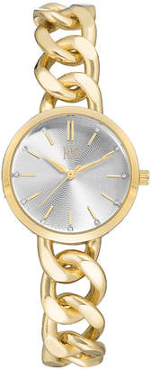 INC International Concepts I.N.C. Women's Chain Bracelet Watch 30mm, Created for Macy's