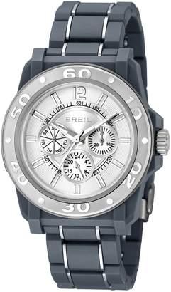 Breil Milano TW0992 Plastic Case Plastic Mineral Men's Quartz Watch