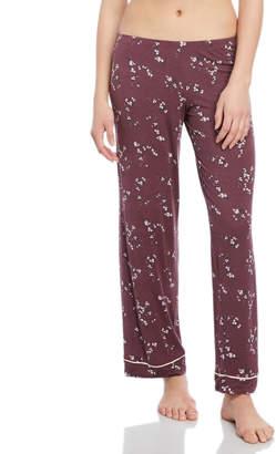 Eberjey Daisy Print Pajama Pants