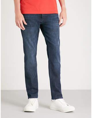 BOSS ORANGE Slim-fit tapered jeans