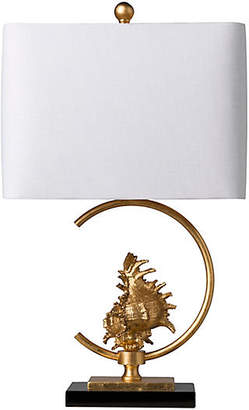One Kings Lane Bacala Table Lamp - Gold/Black