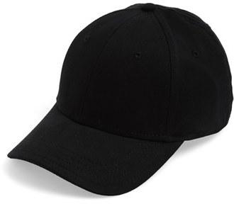 Men's Gents 'The Directors' Baseball Cap - Black