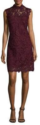 Laundry by Shelli Segal Sleeveless Lace Dress