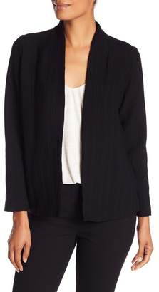 Eileen Fisher Open Front Boxy Jacket