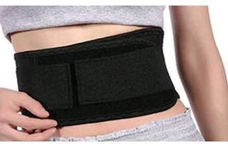 Lacasa IGIA Adjustable Spontaneous Self Heating Magnetic Therapy Waist Belt Belly Fat Burning Belt