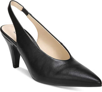 Bar III Tanya Slingback Pointed Toe Pumps, Women Shoes