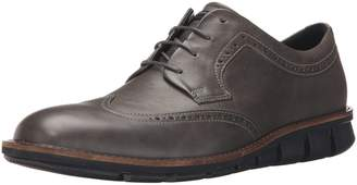 Ecco Shoes Men's Jeremy Brougue Lace Modern Dress Shoe