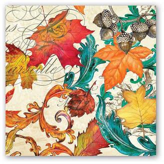 Michel Design Works Fall Luncheon Napkin