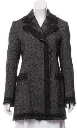 Derek Lam Wool & Alpaca Coat