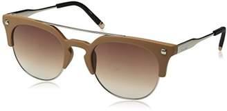 Calvin Klein Unisex Ck3199s Retro Round Sunglasses