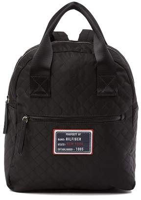 Tommy Hilfiger Large Quilted Backpack