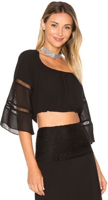 ale by alessandra x REVOLVE Virginia Top $138 thestylecure.com
