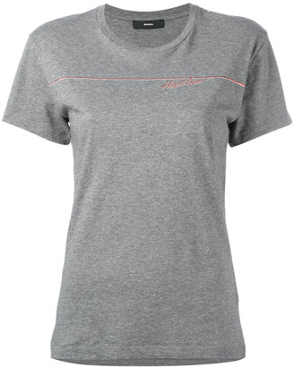 Diesel Heart Tine T-shirt $48.32 thestylecure.com