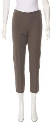 Brunello Cucinelli Mid-Rise Cropped Pants
