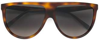 Celine aviator shaped sunglasses