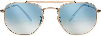 Ray-Ban The Marshall Hexagonal Sunglasses