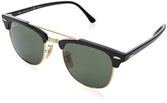 Ray-Ban Unisex Adults' Rb3816 901/58 Polarizada Mm Sunglasses,2