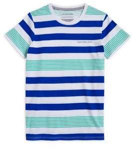 Calvin Klein Jeans Boy's Stripe Tee