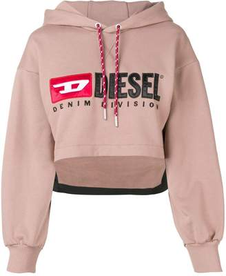 Diesel (ディーゼル) - Diesel F-Dinie-A クロップドパーカー