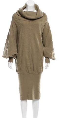 Marc Jacobs Marc Jacobs Wool Oversize Sweater Dress