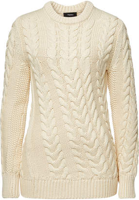Theory Knit Pullover with Wool