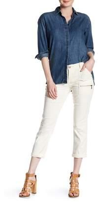 SUPPLIES BY UNION BAY Norma Zip Cargo Crop Pants