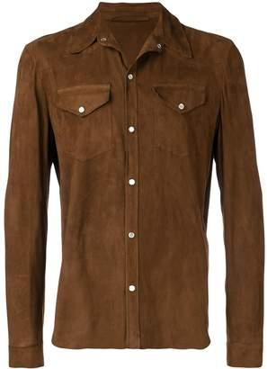 Salvatore Santoro fitted button down shirt