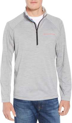Vineyard Vines The New Nine Mile Half Zip Pullover