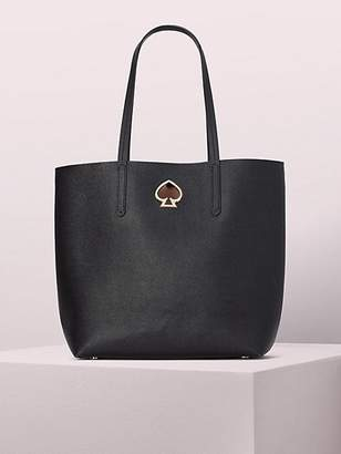 Kate Spade Suzy Large North South Tote, Black