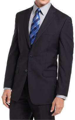 Calvin Klein Slim Fit Blazer Blend Striped New Men's Sport Coat