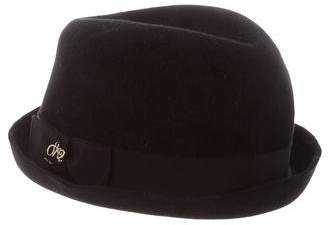 DSQUARED2 Fur Felt Fedora