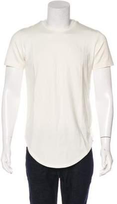Pyer Moss Zip-Up T-Shirt