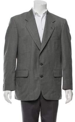 Hardy Amies Wool Blend Blazer