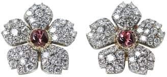Cartier White gold earrings