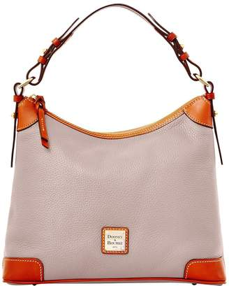 Dooney Bourke Pebble Grain Hobo
