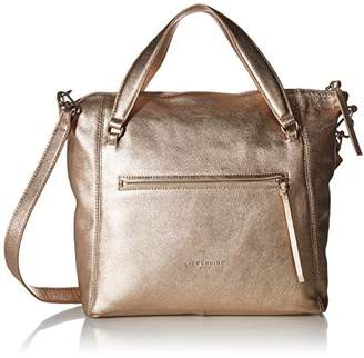 4d28e0833803 Liebeskind Berlin Women s Boweryf8 Leather Satchel with Front Pocket