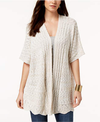Style&Co. Style & Co Petite Kimono Cardigan, Created for Macy's