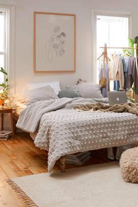 Tufted Dot Comforter Snooze Set
