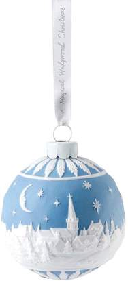 Wedgwood Christmas Sky at Night Tree Decoration