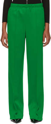 Prada Green Tech Lounge Pants