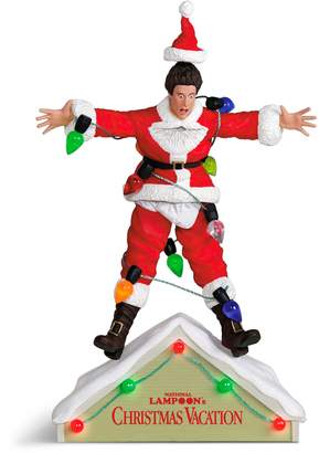 Hallmark National Lampoon's Christmas Vacation A Fun, Old-Fashioned Family Christmas Sound & Light 2018 Keepsake Christmas Ornament