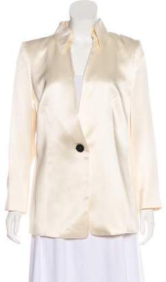 Akris Lightweight Silk Blazer