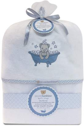 Piccolo Bambino Embroidered Hooded Towel