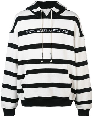 Mostly Heard Rarely Seen Hype man hoodie