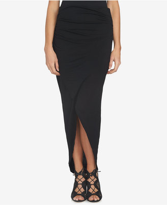 1.state Wrap-Front Maxi Skirt $69 thestylecure.com